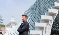 "Inside Bjarke Ingels' Serpentine Pavilion: ""The work becomes a pure manifestation of that architect."""
