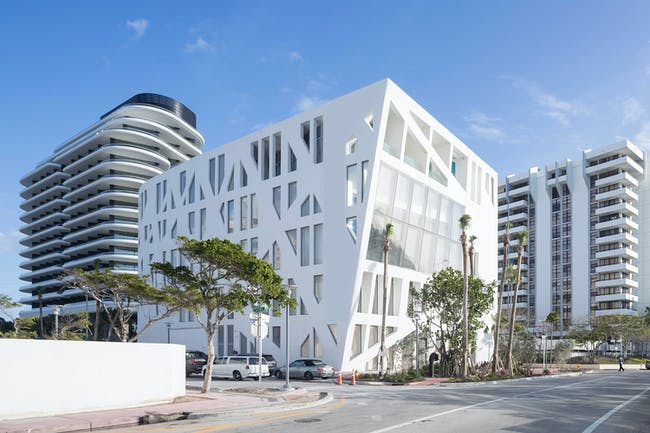 Faena Forum. Photo: Iwan Baan.
