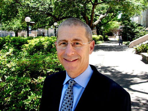 Kenneth Schwartz will be the founding director of the Phyllis M. Taylor Center for Social Innovation and Design Thinking. (Image via tulanehullabaloo.com)