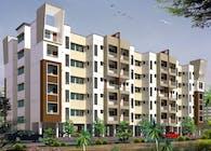 Affordable housing scheme under JNNURM's BUSP-on PPP model at Nagpur.