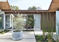 Burlingame Eichler Remodel by Klopf Architecture