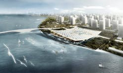 National Maritime Museum Entry for Tianjin by HAO + AI