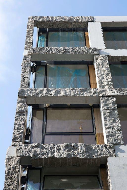 15 Clerkenwell Close. Structural Designer: Webb Yates Engineers. Architect: Amin Taha Architects. Image courtesy of 2017 Structural Awards