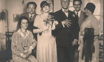 Win two memoirs from Adolf Loos' family