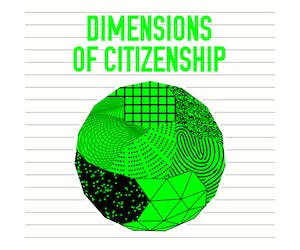 Dimensions of Citizenship: Architecture and Belonging from the Body to the Cosmos