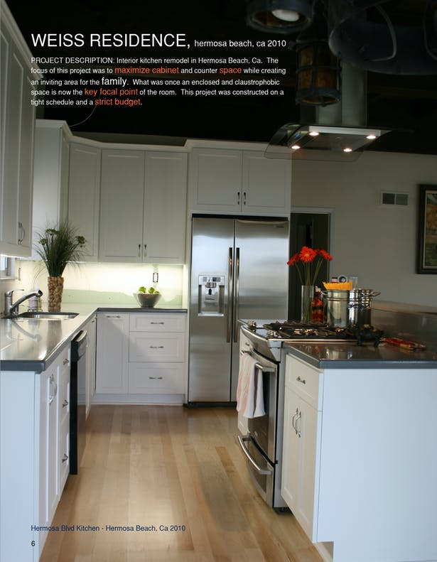 Completed - Kitchen Remodel