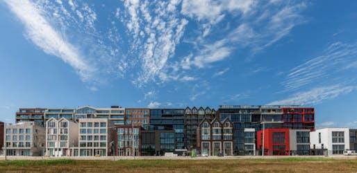Director's Special Award: Marc Koehler Architects, Superlofts Houthaven, Amsterdam, Netherlands.