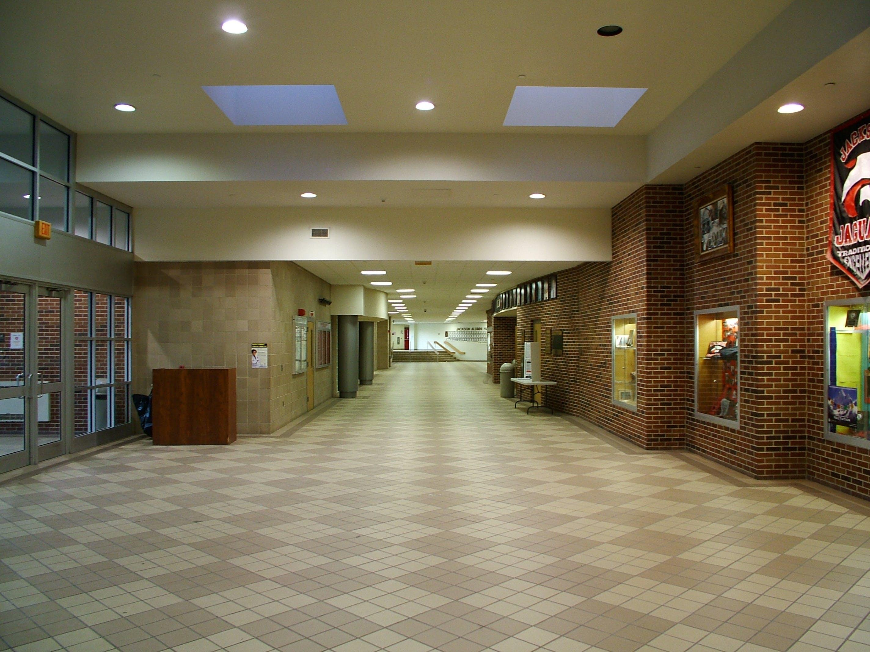 Jackson Memorial High School Auditorium Addition Antonio