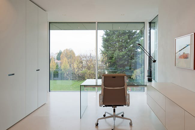 Residence in Weinheim by Wannenmacher-Möller Architekten Photo- Jose Campos (interior)