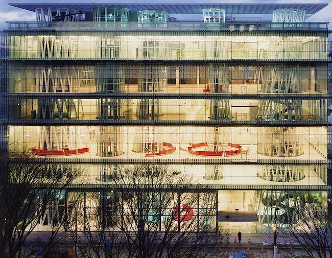 From MoMA's upcoming exhibition, 'A Japanese Constellation: Toyo Ito, SANAA, and Beyond': Toyo Ito. Sendai Mediatheque, Miyagi, Japan. 1995–2001. © Naoya Hatakeyama.