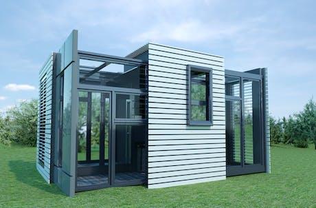 Portable Fold House