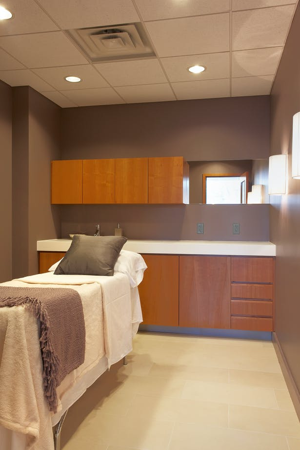 Oakdale Massage Room