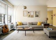 Hamilton Heights, Manhattan, NY Family Apartment