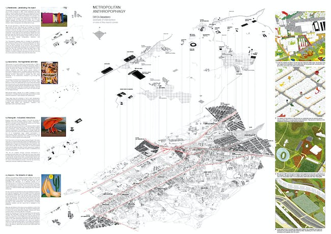 Special Mention: Metropolitan Anthropophagy by André Cavendish and Alessandra Monarcha