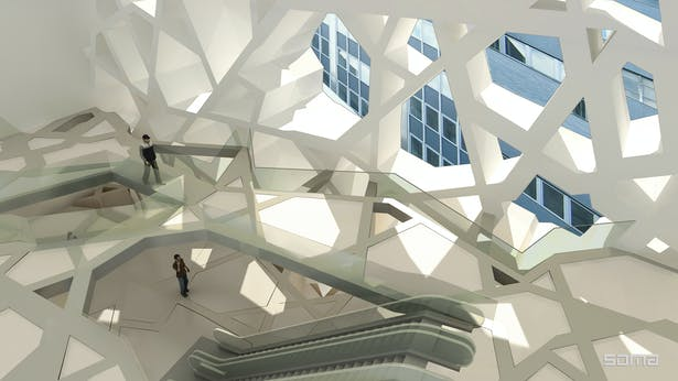 Michel Abboud Design for Park51