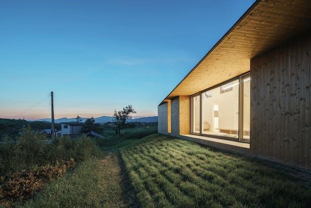 Shear House by stpmj, Photo: Song Yousub