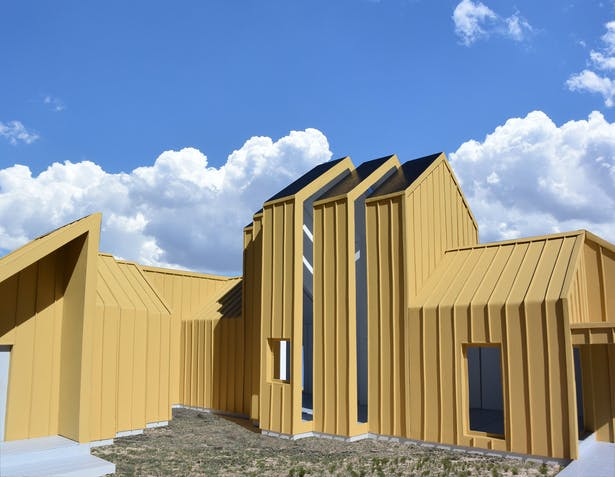 An eco-friendly, energy efficient, prefabricated, modular building system.