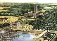 PORTAMERICA – WORLD TRADE CENTER, HOTEL, CONVENTION AND MIXED-USE COMPLEX, PRINCE GEORGE'S COUNTY, MARYLAND