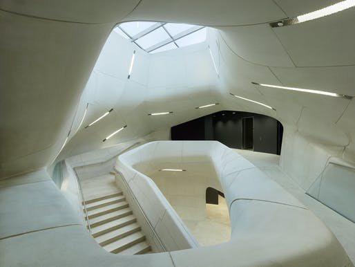 Louisiana State Museum and Sports Hall of Fame by Trahan Architects. Photo: Tim Hursley