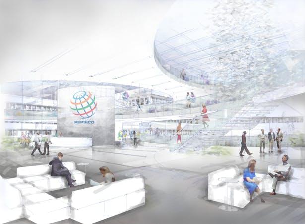 Pepsi World Headquarters | Diane Moseley, LEED AP | Archinect