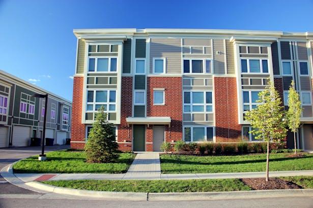 Greenleaf Manor, Cordogan Clark & Associates: Architects / Engineers