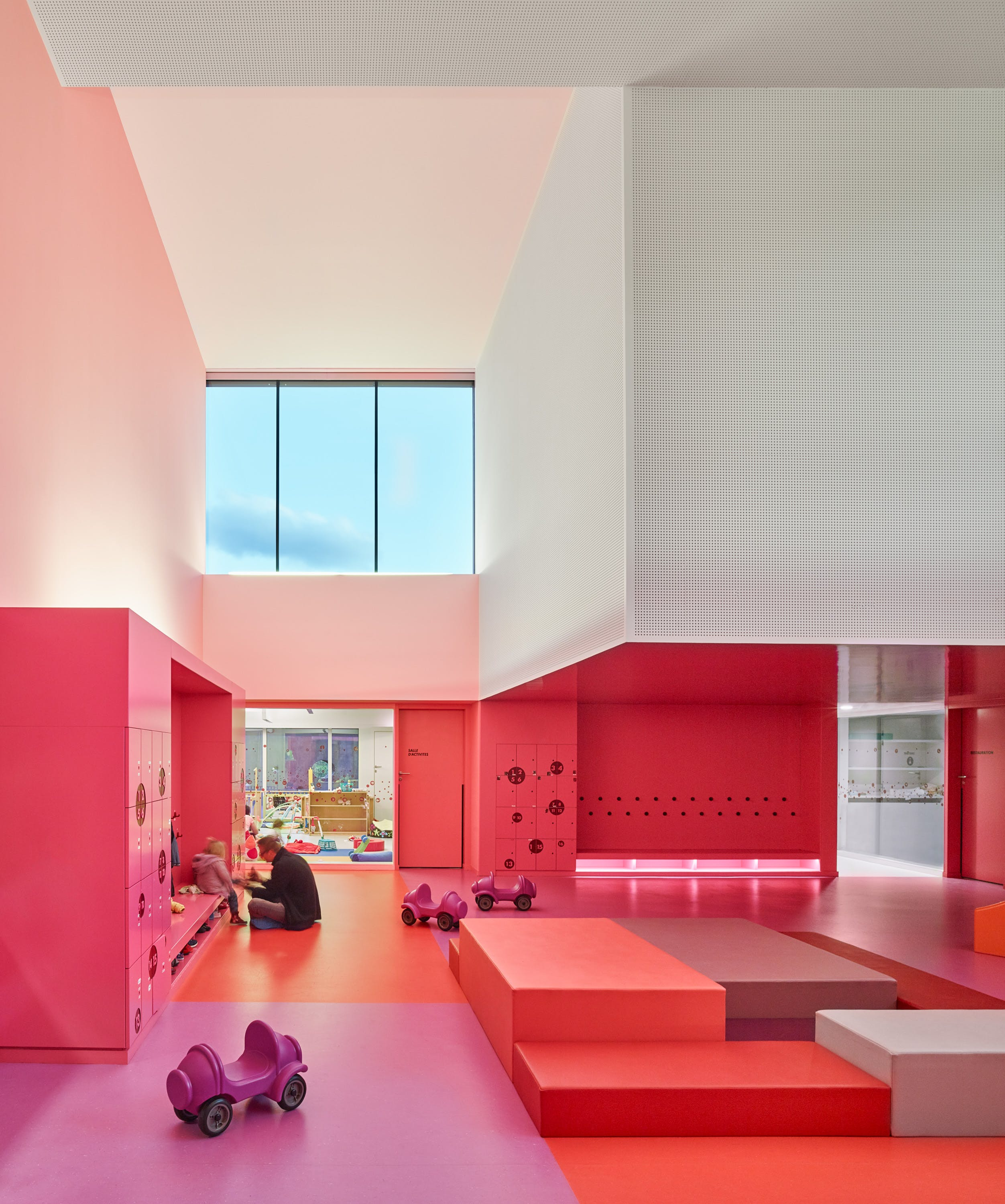 Nursery In Buhl Dominique Coulon Amp Associ 233 S Archinect