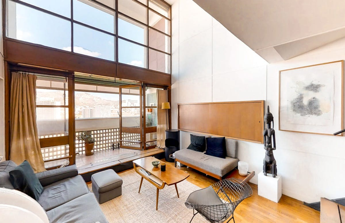 Le Corbusier Unite D Habitation here's your chance to own an apartment in le corbusier's