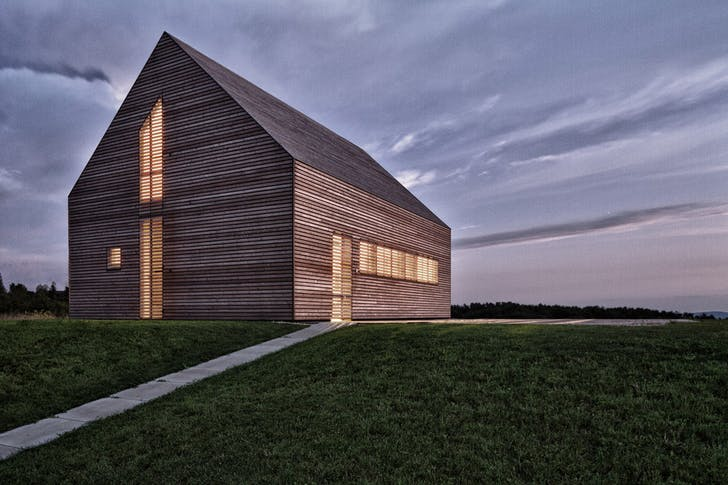 Exterior (Photo: Martin Weiß)