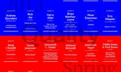 Get Lectured: University of Arkansas Fall '13