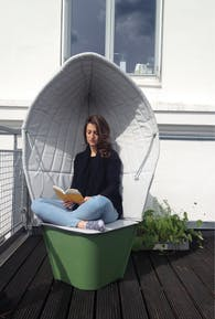 Hoodie - Furniture for small balconies