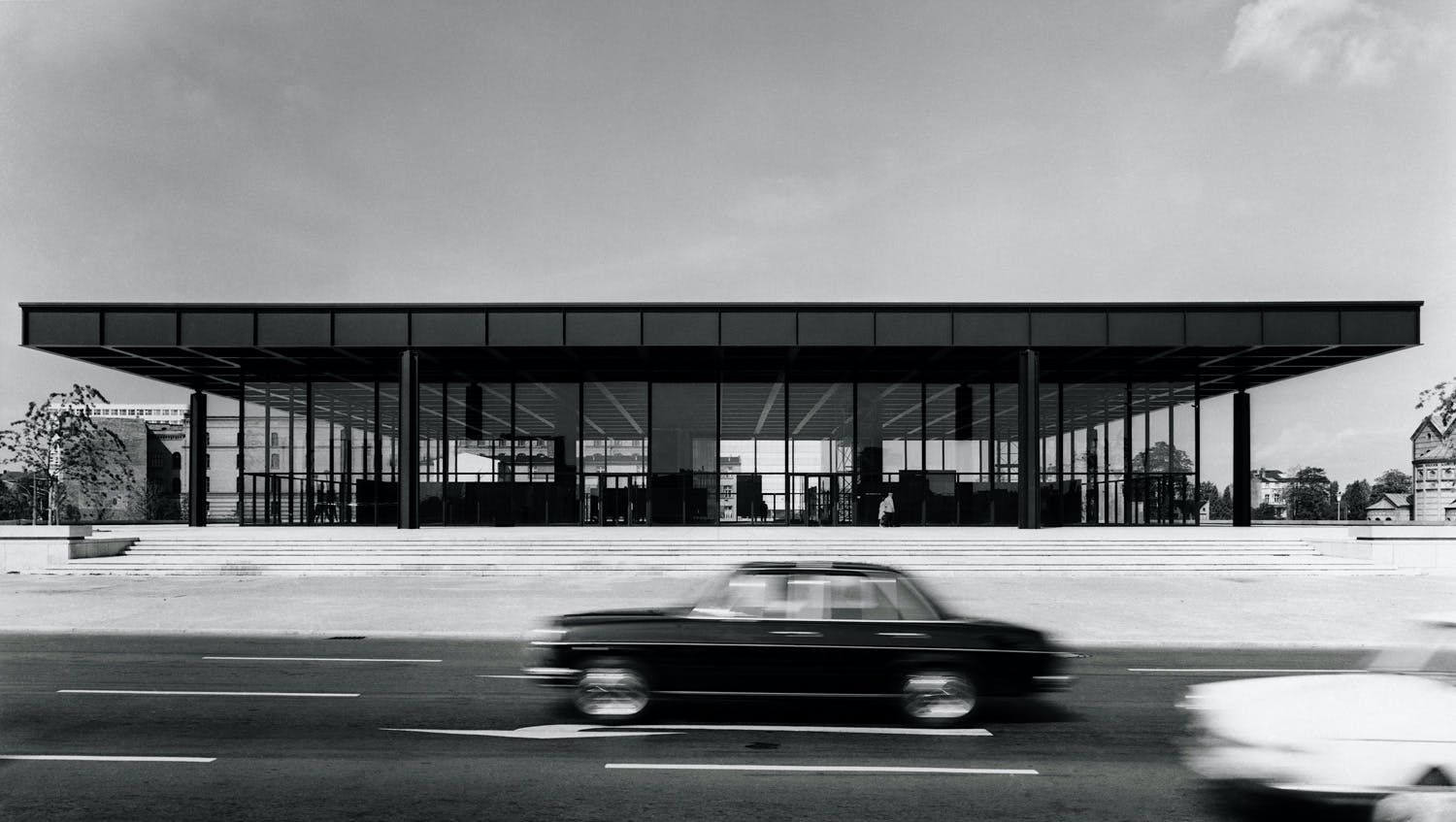 Mies Van Der Rohe.David Chipperfield Pledges To Carefully Optimize Mies Van Der