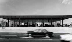 "David Chipperfield pledges to carefully ""optimize"" Mies van der Rohe's Neue Nationalgalerie"