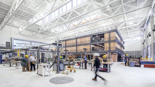 Kawartha Trades and Technology Centre. Photo: Scott Norsworthy.