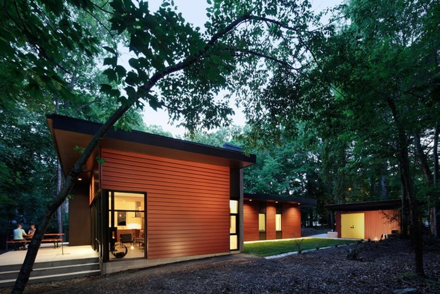 2015 george matsumoto prize winners for north carolina modernist homes