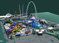 Fun Spot Amusement Park Expansion