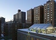 Urban Greenhouse Classrooms