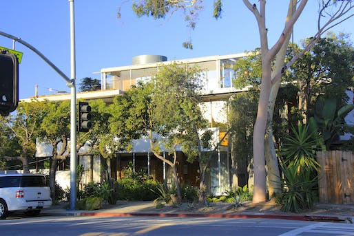 The Neutra VDL Research House in LA. Image via wikimedia.org