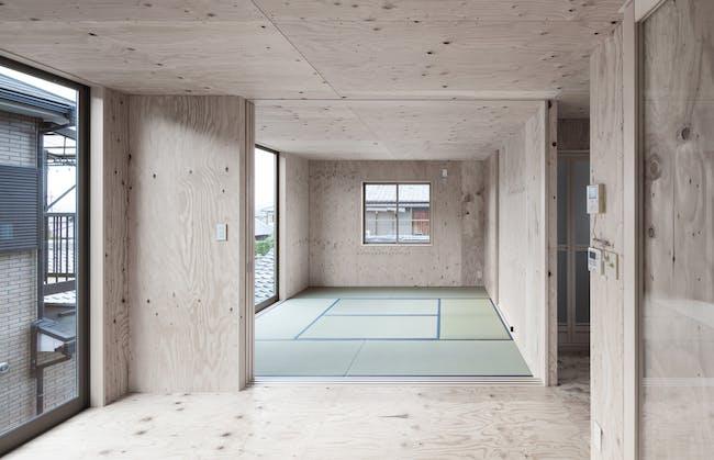 Danchi Hutch in Kyoto, Japan by Yoshihiro Yamamoto; Photo: Yohei Sasakura