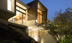The experimental nature of Murray Music House, a single family home designed by Carazo Arquitectura