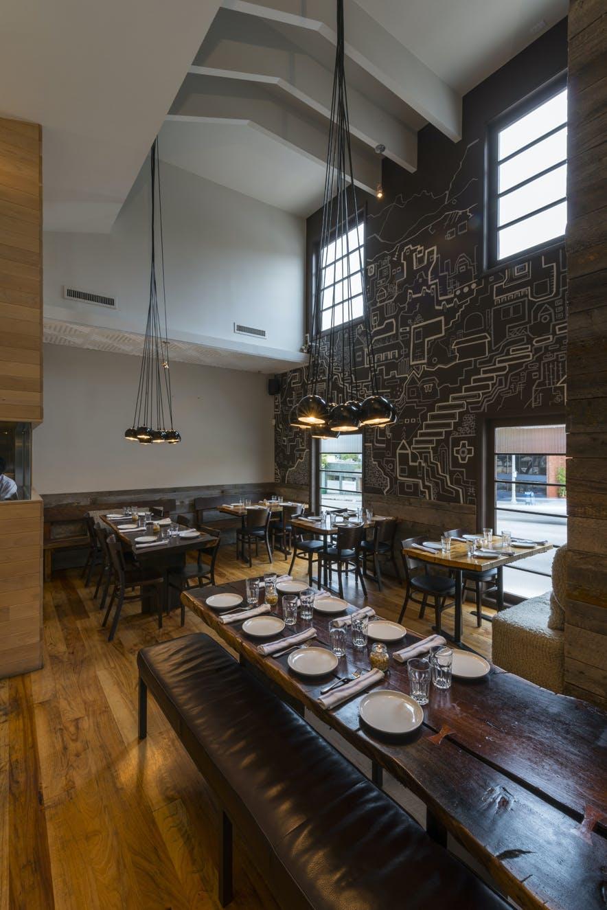 picca restaurant digbar interiors architecture archinect