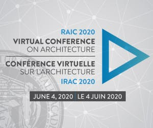 RAIC 2020 Virtual Conference on Architecture