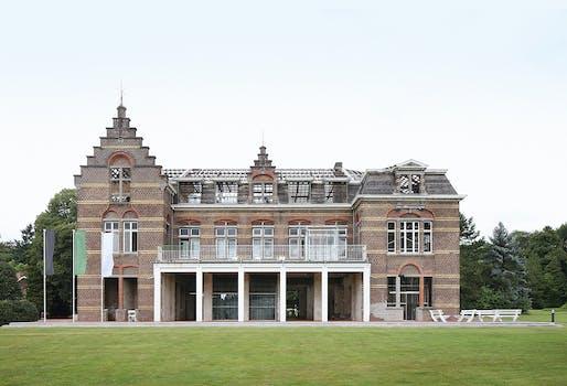Finalist: PC CARITAS in Melle, Belgium, designed by architecten de vylder vinck taillieu. Photo by Filip Dujardin.