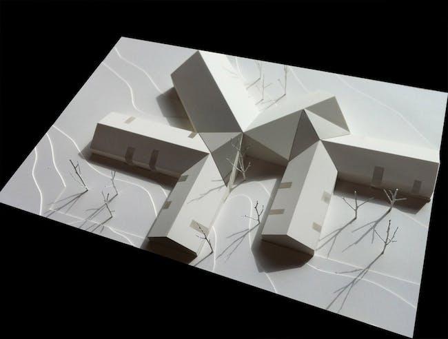 Model (Image: Architects Rudanko + Kankkunen)