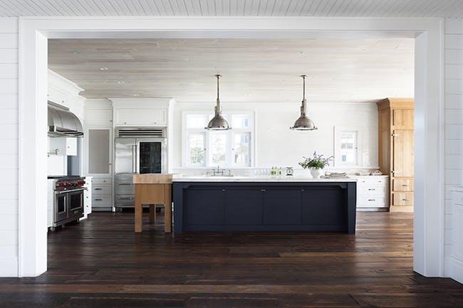 Bay Head Beach House by Massim Design Studio. Photo courtesy of Massim Design Studio.