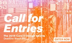 Don't Miss the March 8 Regular Deadline to Enter the 2016 Core77 Design Awards