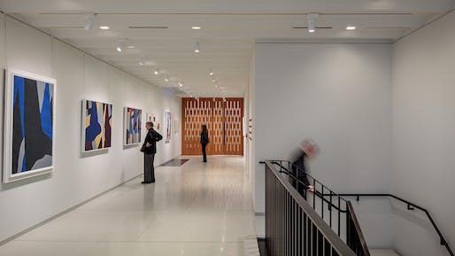 Vilcek Foundation by Architecture Research Office © Elizabeth Felicella