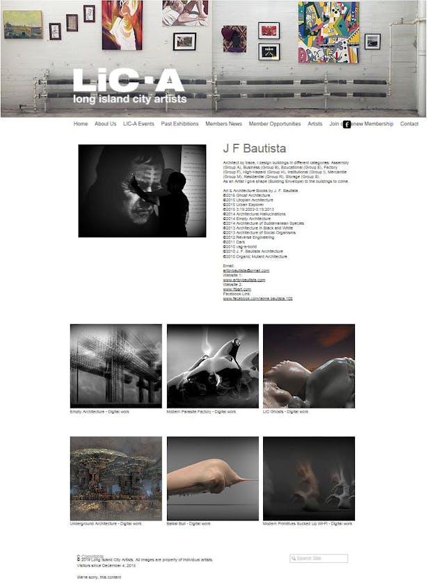 LIC-A Gallery