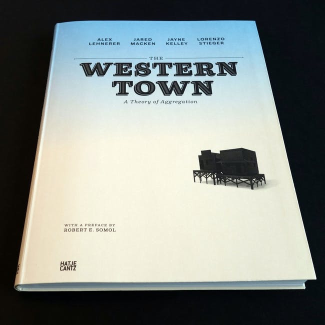 'The Western Town: A Theory of Aggregation'