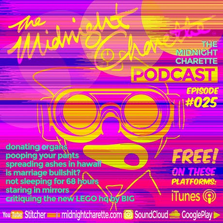 Episode 25 of the Midnight Charette is up!