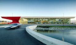 UNStudio's Kutaisi International Airport in Georgia completed
